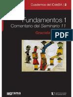 Brodsky-Fundamentos 1 Comentario del Seminario 11 - Graciela Brodsky.pdf