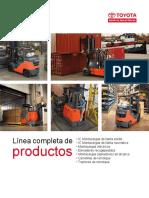 Catalogo de Productos Ttcm 2017