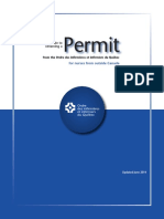 1. Guide to Obtaining a Permit