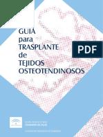Guia para el transplante de tejidos osteotendinosos.pdf