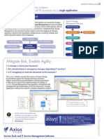 Change Management Product Flyer