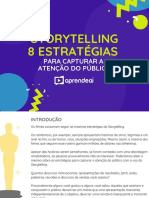 8 Estratégias de Storytelling