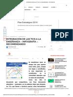 INTEGRACIÓN DE LAS TICS A LA ENSEÑANZA - INFOGRAFÍA.pdf
