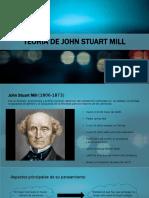 Teoría de John Stuart Mill