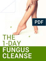 The 1 Day Fungus Cleanse Light