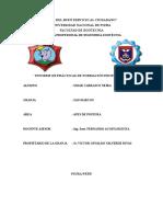 Informe de Ponedoras Omar