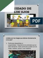 CUIDADO DE LOS OJOS. CHARLA.pptx