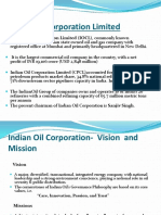 Indian Oil Corporation Limited ppt.pptx