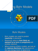 Drawing Bohr Models