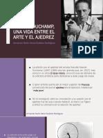 Armando Nerio Hanoi Guédez Rodríguez_Marcel Duchamp,  una vida entre el arte y el ajedrez.