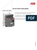 2CDC135049M0201 Application Note UMC100.3 How to Install and Use Asset Vision Basic