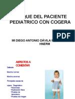 Cogera en Pediatria