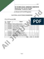 JNTUA EEE 3rd & 4th Year (R15) Syllabus.PDF
