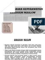 Tugas Abraham Maslow