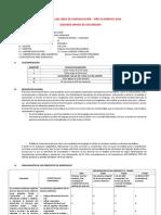 Planificación Anual Para 2° .2019
