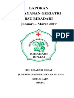 laporan pelayanan geriatri