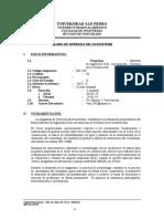 Silabus Gerencia Del Ecosistema 2019