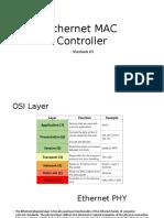 Ethernet MAC Controller