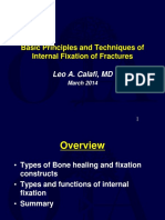 G10-Basic Principles and Techniques of Internal Fixation of Fractures