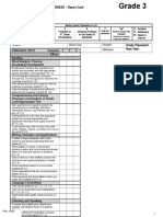 Report Card Template 21