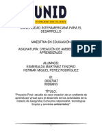 Proyecto AVA
