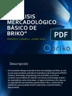 Análisis Mercadológico Básico de Briko