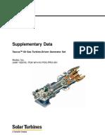 Supplementary Data Gas Turbine