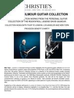 REL Gilmour Guitars 29 Jan 2019 9285 1