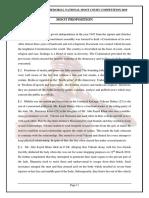 Moot Proposition-Antarik Sarkar National Moot-2019