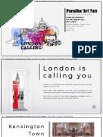 PDF Artists Parallax London 2019 Gaudi Gallery Madrid Eng