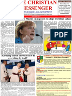 The Christian Messenger epaper edition, Nov 2010 issue