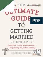 Birch Wedding Guide eBook