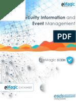 EMagic_SIEM Datasheet v1.1