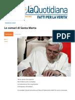 Le Comari Di Santa Marta
