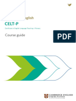CELT-P Course Guide