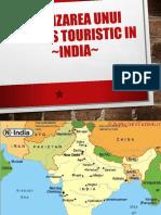 realizarea unui produs turistic in india