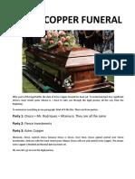 Aztec Funeral