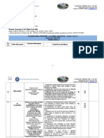 11A FRANCEZĂ -Planificare