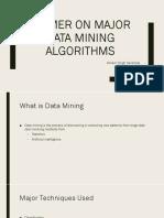 Primer on Major Data Mining Algorithms.pptx