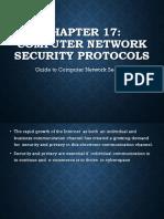 Security Protocols Unit 6