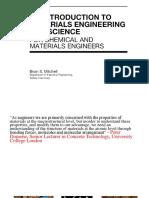 Materials Chemistry 1 1