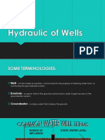 4- Groundwater - Wells