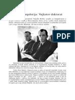 Inter - Sampdorija Vujketov Doktorat