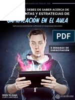 Gamificación Folleto Final