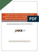 Convocatoria a proceso de selección de Adjuducación Selectiva  ( 40 000-200 000 soles) de  un servicio de consultoría.docx