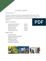 THE SECTOR OF PHILIPPHINE ECONOMY.docx