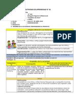 Actividades Aprendizaje Abril 1-5 Margarita