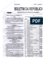 Diploma Ministerial 2