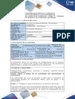 Guía de Actividades y Rúbrica de Evaluación - Etapa 1 - Modelar El Sistema Dinámico en El Dominio Del Ti