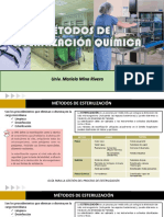 Métodos de Esterilización Química FINAL